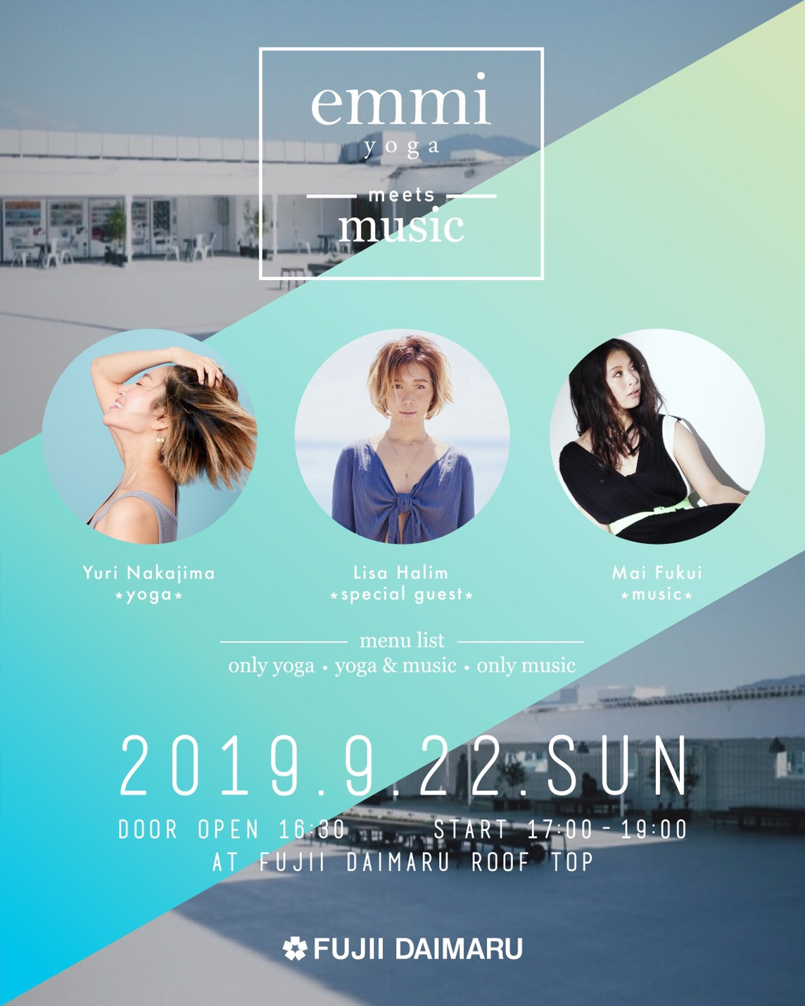 emmi yoga meets music
